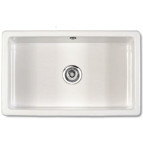 Shaws Inset 800 Inset or Undermount Ceramic Sink